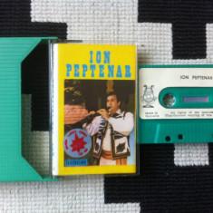 Ion peptenar taragot caseta audio Muzica Populara electrecord banateana folclor banat, Casete audio
