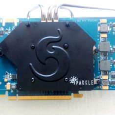 Placa video SPARKLE GeForce 9600GT 512MB 256Bits - Placa video PC NVIDIA