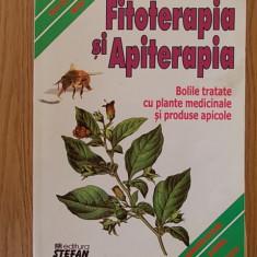 FITOTERAPIA SI APITERAPIA, GHEORGHE GRIGORE - Carte tratamente naturiste
