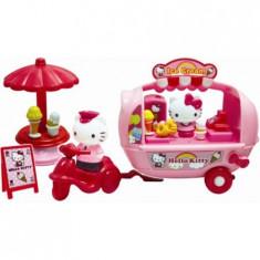 Hello Kitty masinuta inghetata