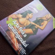ARTA FINA A CUNILINGUSULUI-DVD ADULTI - Program Exercitii fizice, Romana