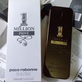 Tester Paco Rabanne One 1 Million Prive 100 ml - Parfum barbati Paco Rabanne, Apa de parfum