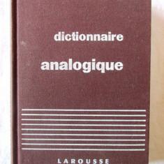 DICTIONNAIRE ANALOGIQUE des mots par les idees, des idees par les mots - Maquet