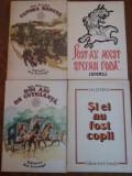 Lot 14 carti de povesti teme istorice / C57P, Alta editura