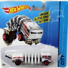 Jucarie Hot Wheels Mutant Machines Power Tread - Masinuta