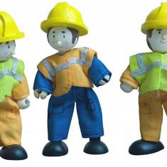 Set 3 figurine din lemn, Le toy van - Figurina Povesti