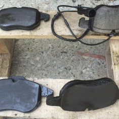 Set Placute Frana Fata Opel Vectra C Signum 2002-2006 + Senzor Avertizare Uzura, VECTRA C - [2002 - 2013]