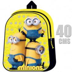 Ghiozdan pentru copii Minions Buddies, 40 cm