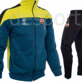 Trening NIKE FC BARCELONA - Bluza si Pantaloni Conici - Pret special - 1077 - Trening barbati, Marime: S, M, L, Culoare: Din imagine