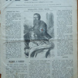 Ziarul Resboiul, nr. 118, 1877, 2 gravuri