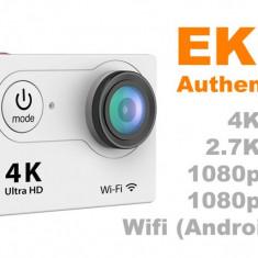 Camera wi-fi 4k de actiune pentru activitati sportive Authentic H9 - Camera Video Actiune