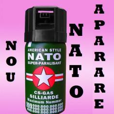 Spray NATO autoaparare - Spray paralizant