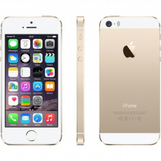 iPhone 5S Apple 64 gb, Auriu, Neblocat