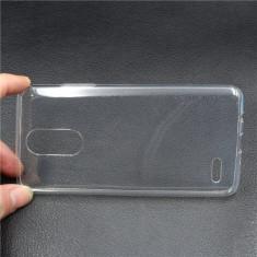 Husa silicon LG K10 2017 ULTRASLIM transparenta - Husa Telefon LG, Fara snur, Carcasa