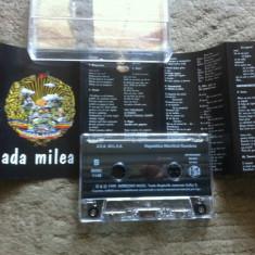 Ada milea republica mioritica romania caseta audio muzica folk rock immc 1999, Casete audio