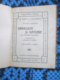 JULES VERNE - DRAGOSTE SI DATORIE (ALCALAY & CALAFATEANU, aprox 1910)