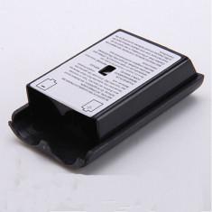Capac baterie controller xbox 360 Wireless, kit carcasa maneta accesorii consola, Alte accesorii