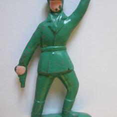 Soldat belgian WWI, figurina colectie plumb - Miniatura Figurina