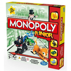 Joc de Societate Monopoly Junior - Joc board game