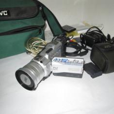 Camera video foto JVC GR-DV3000U Semi profesionala completa 4 baterii full