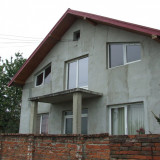 Casa noua cu mansarda (semifinisata) 1+1 cu gradina mare si livada - Casa de vanzare, 180 mp, Numar camere: 5, Suprafata teren: 2000