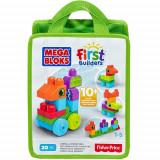 Set de Construit 20 de Piese Mega Bloks - Scule si unelte