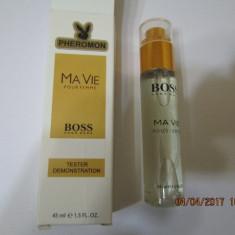 NOU!!!!PARFUM 45 ML HUGO BOSS MA VIE --SUPER PRET, SUPER CALITATE! - Parfum femeie Hugo Boss, Altul