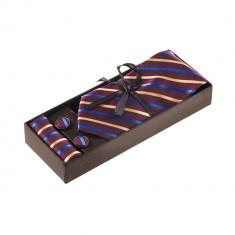 Cravata lata mov dungi