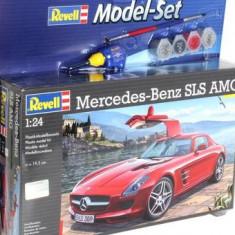 Model Set Mercedes SLS AMG - Macheta Aeromodel Revell