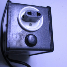 Adaptor de la 220 la 110 putere max 300 W reali transformator autotransformator