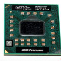 Procesor AMD Athlon II P340 Laptop 2.3GHz Socket S1 (S1g4) 9M25702J01075 - Procesor laptop