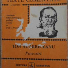 Povestiri - Ion Agarbiceanu, 394937 - Roman