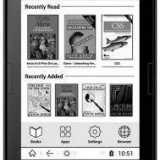 EBook Reader Icarus Illumina HD 3, negru