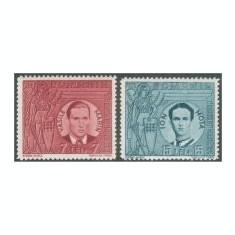 1941 Romania, LP 142 III- Vasile Marin Si Ion Mota-MNH - Timbre Romania, Oameni, Nestampilat