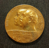 Medalie Ziarul Universul interbelica