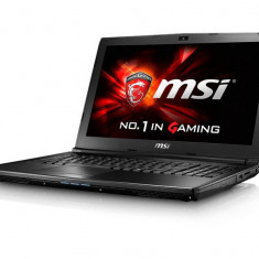 Laptop Gaming MSI GL 62 QC - Laptop MSI, Intel Core i5, 250 GB, Diagonala ecran: 15
