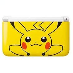 Nintendo 3DS XL Pikachu Edition + Pokemon Sun game + incarcator !