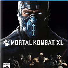 Mortal Kombat XL/PS4 - Jocuri PS4, Actiune, 18+