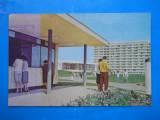 HOPCT 4681  MAMAIA HOTELUL FLORA-CT -STAMPILOGRAFIE-RPR-CIRCULATA