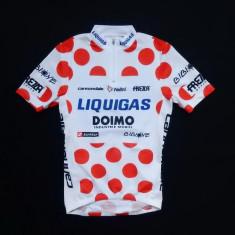 Tricou ciclism Nalini Cannondale Made in Italy; marime 3, vezi dimensiuni;ca nou - Echipament Ciclism