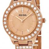 Fossil ES3020 ceas dama nou 100% original. Garantie.In stoc - Livrare rapida., Casual, Quartz, Inox, Rezistent la apa