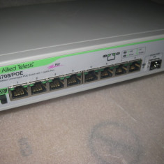 Allied Telesis AT-FS708/POE 8-port 10/100TX