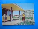 HOPCT 4691  MAMAIA  HOTEL FLORA   -AN 1963 -CT-STAMPILOGRAFIE-RPR-CIRCULATA