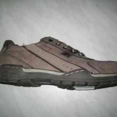 Pantofi barbati WINK;cod LY5286-1;marime:42-45, Culoare: Gri, Piele sintetica, Casual