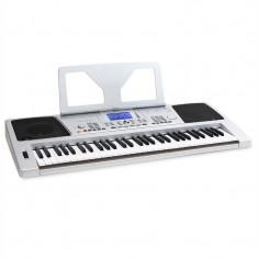 USB MIDI KEYBOARD SCHUBERT SUB61 S, 61 chei, argintiu