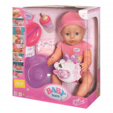Baby Born Papusa Interactiva - Fetita, Zapf Creation