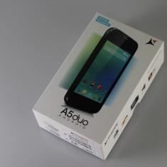 Telefon allview A5duo, Negru, Nu se aplica, Neblocat, Dual core