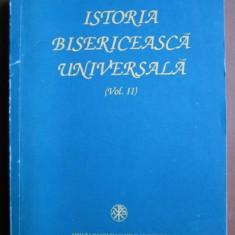 Istoria bisericeasca universala : (1054-1982) / Ioan Ramureanu et al. Vol. 2 - Carti Istoria bisericii