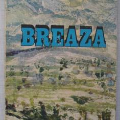 Matei Stancioiu, Emanoil Copacianu - Breaza ( geografie, istorie, turism) - Carte Monografie
