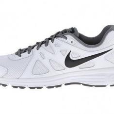 Adidași Nike Revolution 2 Originali 100%, Noi in Cutie, Din Pânza, Usori, Albi - Adidasi barbati Nike, Marime: 42